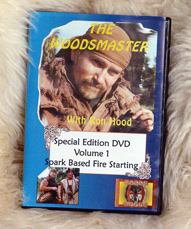WM Vol 1 Spark Based Firemaking DVD