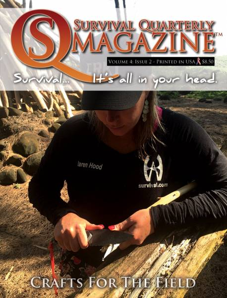 SQ Issue #14 (Crafts for the Field - Part 1)