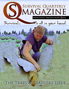 SQ Issue #6 Traps & Trapping Issue
