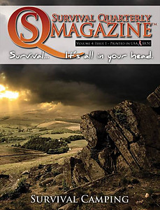 SQ Issue #13 (Survival Camping)