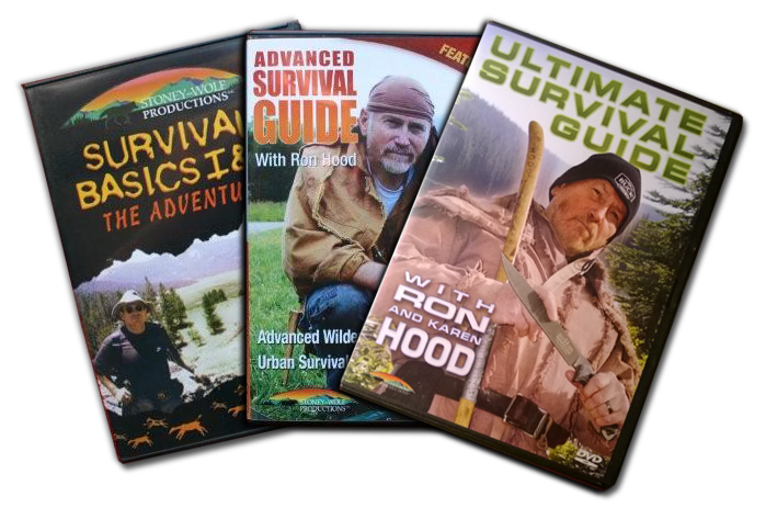 3 DVD SET - Compilation DVD's