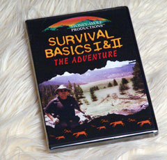 Survival Basics 1&2 Combo DVD