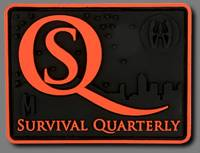 Survival Quarterly Morale Patch (velcro)